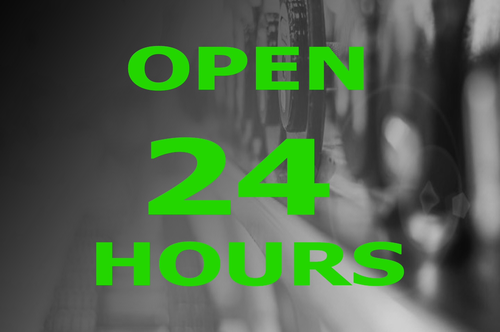 24 Hour Access 1
